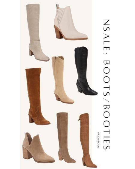 #NSALE Shoes- Boots   #LTKshoecrush #LTKsalealert #LTKstyletip