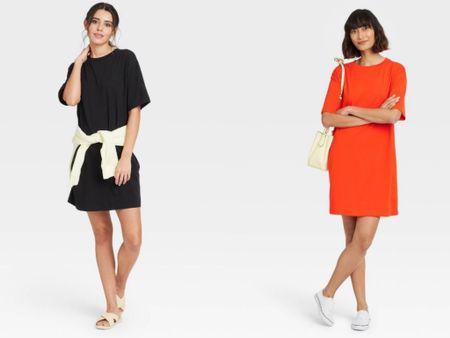 Target t-shirt dresses on sale for under $10 http://liketk.it/3gYto #liketkit @liketoknow.it #LTKsalealert
