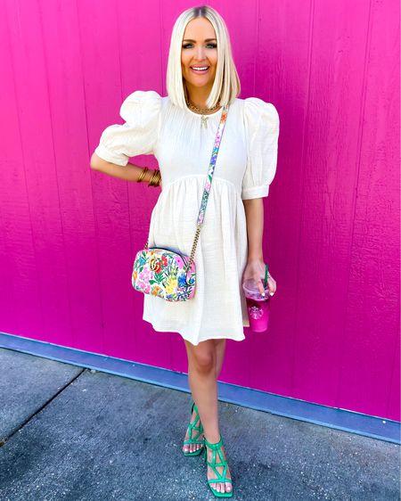Cute Easter dress option! Under $50, pockets, and the best guazy material! Use KELSIE10 for 10% off   http://liketk.it/3bh8u @liketoknow.it #liketkit #LTKbump #LTKunder50