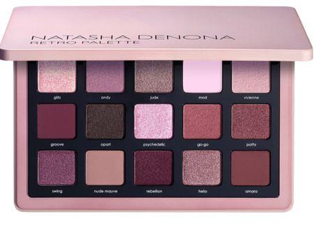 It's here!! The Natasha Denona retro eyeshadow palette   #LTKbacktoschool #LTKbeauty #LTKSeasonal