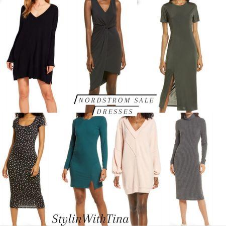 Nordstrom sale dresses. #dresses #sweaterdress#casualdress http://liketk.it/3jArm #LTKbrasil #LTKstyletip #LTKunder50 #LTKsalealert #LTKhome #LTKwedding #LTKworkwear #LTKkids #LTKtravel #LTKfamily #LTKitbag #liketkit @liketoknow.it