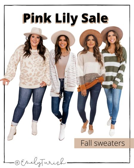 Cozy fall sweaters   #LTKSeasonal #LTKsalealert #LTKSale