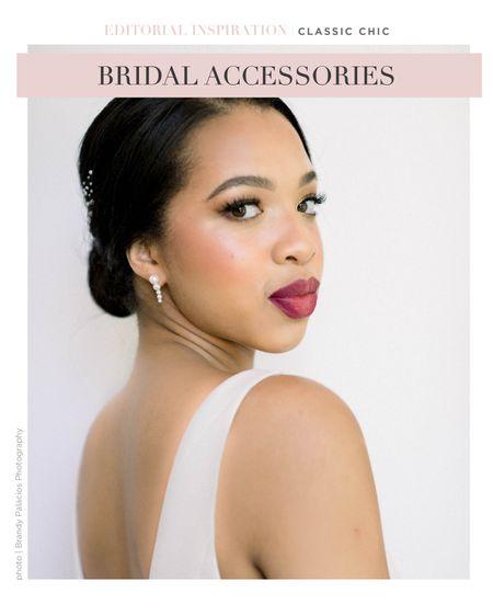 Get the look! Classic Chic 🤍  #LTKwedding #LTKstyletip