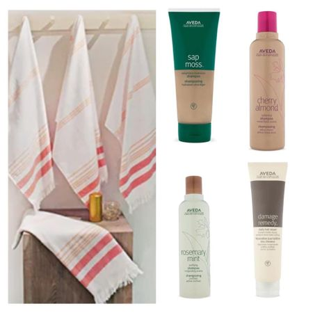 Need to stock up on Aveda Products? Get a cute FREE beach towel while supplies last! ❤️ ❤️❤️ Free shipping! use code: Towel21  Xo, Brooke  #LTKsalealert #LTKstyletip