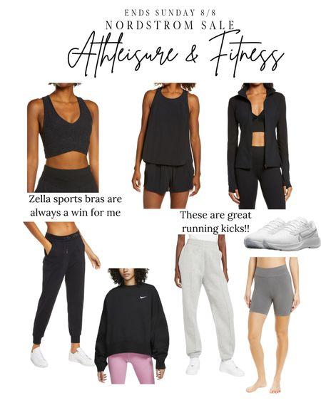 Athletic wear, athleisure wear on sale with nsale!   #LTKfit #LTKsalealert