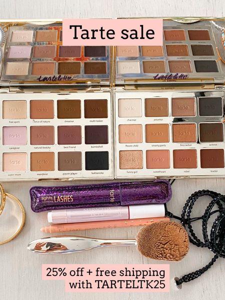 Tarte sale   #LTKunder50 #LTKbeauty #LTKSale