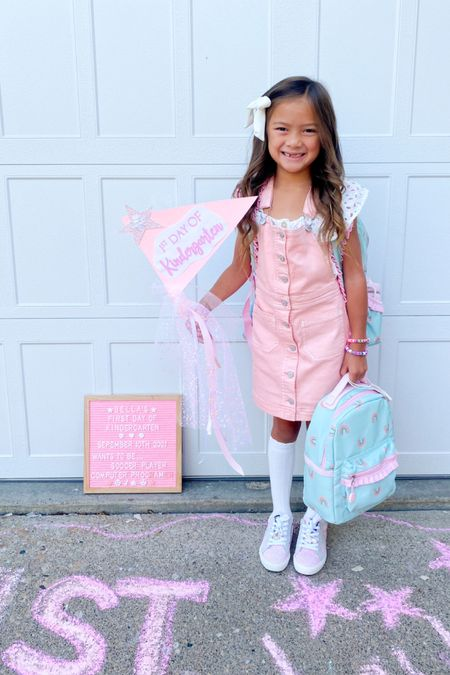 Bella's first day of school outfit!   #LTKunder50 #LTKfamily #LTKkids