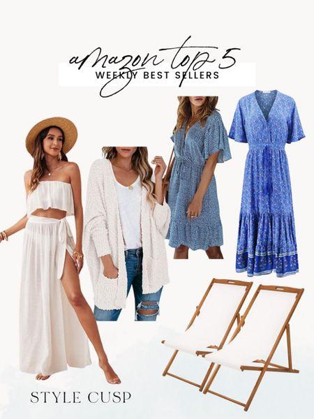 Amazon top 5, amazon dresses, amazon swim, patio furniture, beach chair @liketoknow.it http://liketk.it/3hTbQ #liketkit