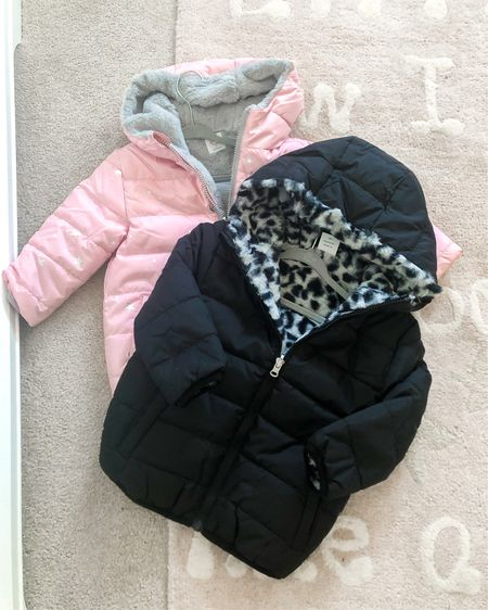 Best $20 toddler/baby #LTKbaby #LTKunder50 @liketoknow.it.family #LTKkids  girl jackets! I buy 2 every year. They are super warm + hold up very well in the wash. Came in 2 days ✌🏻 http://liketk.it/2X2UO #liketkit @liketoknow.it