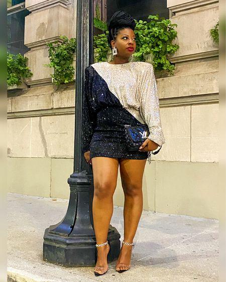 Perfect dress for a date night or girls night out.    #LTKstyletip #LTKsalealert #LTKwedding