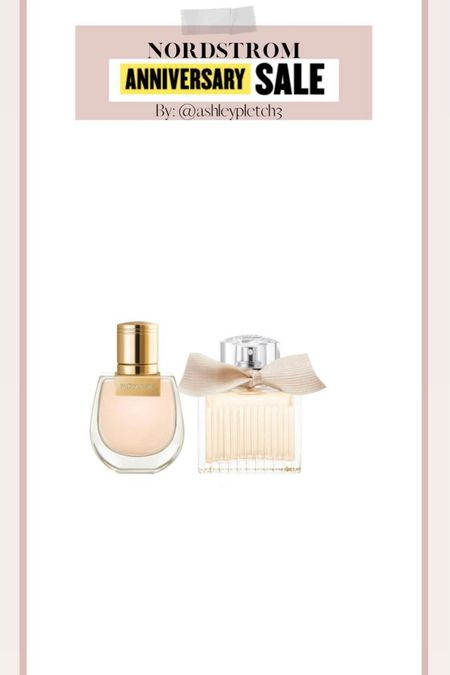 Nordstrom Anniversary Sale fave! This perfume set is still in stock and such a deal! Chloe is one of my all time favorite scents and is so timeless! Nsale, Nordstrom   #LTKunder100 #LTKbeauty #LTKsalealert
