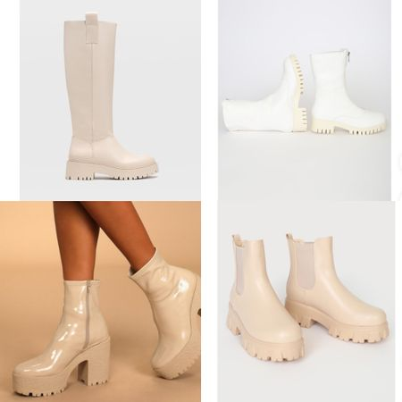 Did you get your white rubber boots??  #LTKSeasonal #LTKunder100 #LTKshoecrush