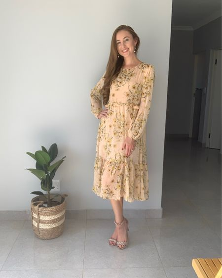 Chiffon Spring dresses http://liketk.it/3cL8z #liketkit @liketoknow.it #LTKeurope #LTKstyletip @liketoknow.it.europe