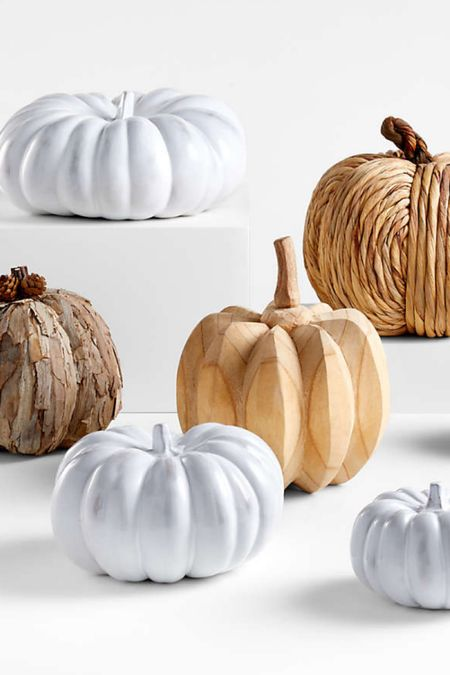 Pumpkin fall decor. Table decor. Coffee table decor. Halloween. Thanksgiving. Fall table. Coffee table decor. Holiday decor. Living room.   #LTKSeasonal #LTKHoliday #LTKhome