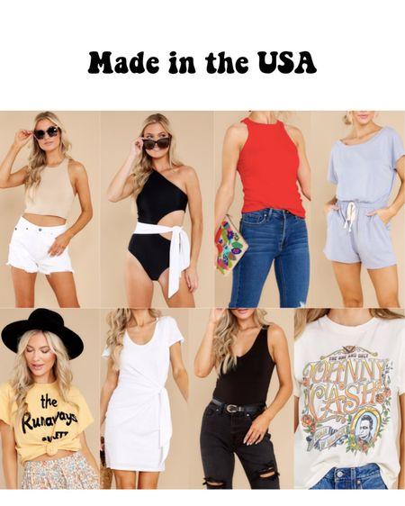 Made in the USA 🇺🇸 apparel! http://liketk.it/3gECc #liketkit @liketoknow.it #LTKtravel #LTKsalealert #LTKswim