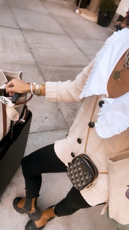 NYC look details 🍂  #LTKSeasonal #LTKworkwear #LTKstyletip