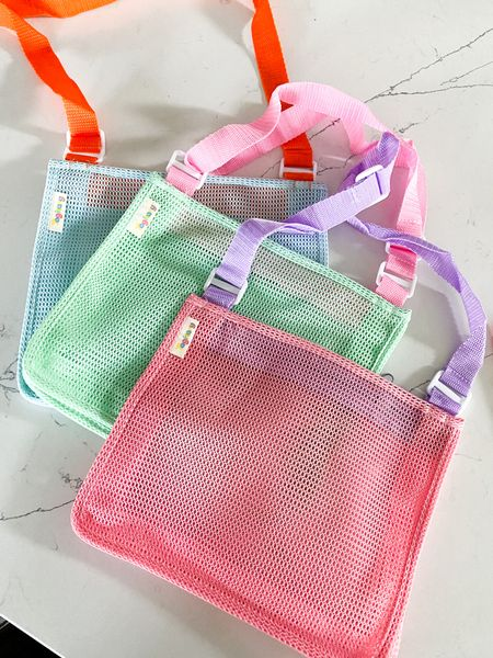 A beach Vacay must have! Shell bags for the beach!   #LTKkids #LTKtravel #LTKfamily