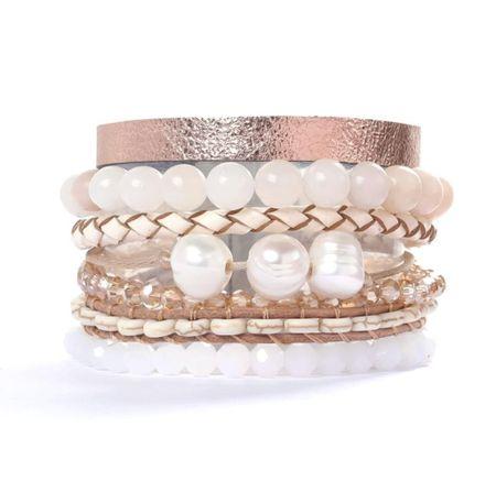 Victoria Emerson bracelets   #LTKstyletip #LTKsalealert #LTKunder50