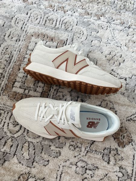 New balance sneakers - these run 1/2 a size large so size down!   #LTKfit #LTKshoecrush