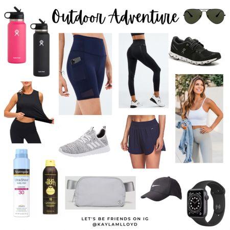 Must have items for outdoor adventure ☀️ http://liketk.it/3ffQH @liketoknow.it #liketkit #LTKstyletip #LTKsalealert #LTKunder100