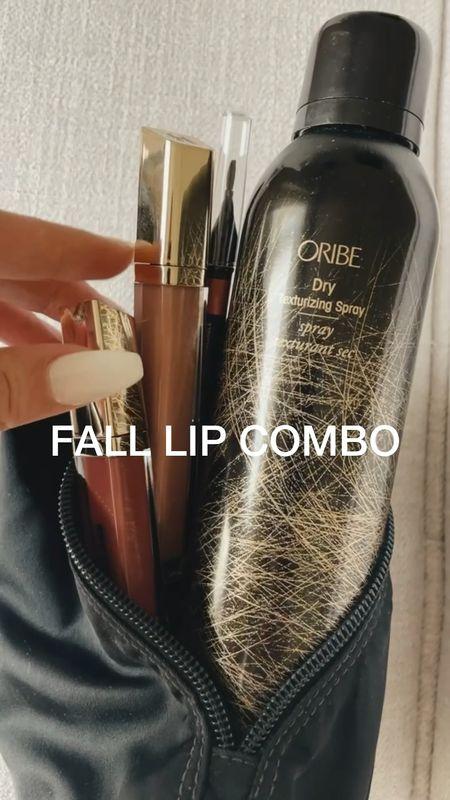 Liner: Undressed Lipstick: Ignition  Gloss: Provoke
