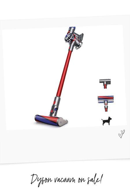 Dyson vacuum on sale! // Dyson // Vacuum