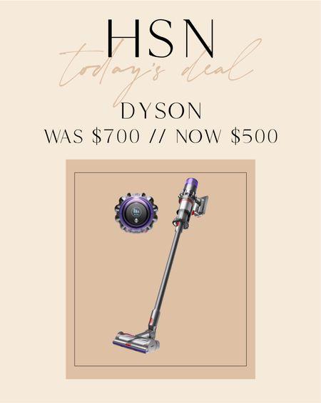 Dyson vacuum on sale today!  #LTKsalealert #LTKhome