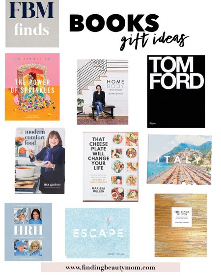 Book gifts, coffee table books, cook books, books to decorate with, cake, cheese plate, gifts for hostess, hostess gifts, bookworms, home decor, home decor books, travel books, photography   #LTKgiftspo #LTKunder100 #LTKhome
