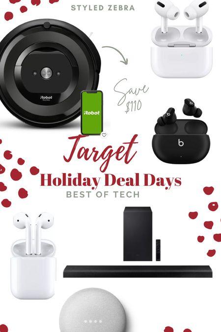 Target Deal Days best of tech