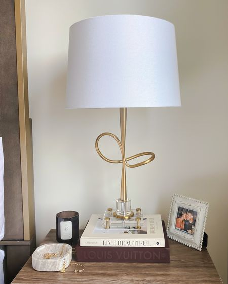 """Master Bedroom Update: You know when you feel """"naked"""" when you don't have your jewelry pieces on?   Well, that's how this room felt before I got these stunning @safavieh lamps. The jewelry of our master bedroom and the perfect sculptural statement. ✨  #AtHomeWithA🏡   @liketoknow.it http://liketk.it/342mJ #StayHomeWithLTK #LTKhome #liketkit"""
