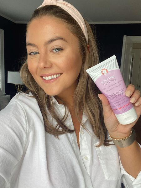 Been testing FAB's new sculpting body lotion & I'm a fan! Visibly firms, tones and tightens   #LTKbeauty #LTKstyletip #LTKcurves