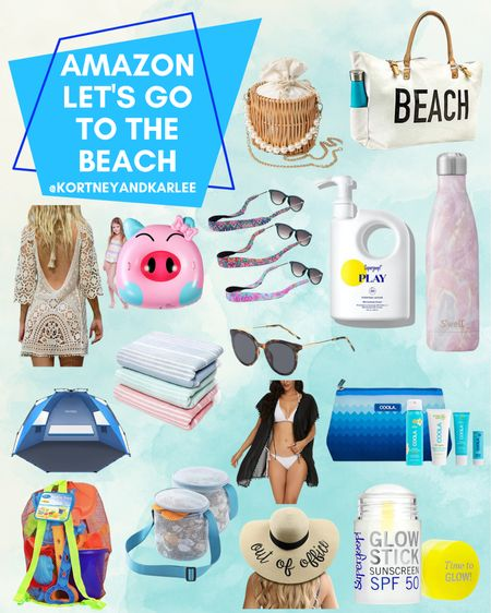 Amazon Let's Go to the Beach!!  amazon finds | amazon girly things | amazon beauty | amazon home finds | amazon self care | amazon beauty favorites | amazon fashion favorites | amazon must haves | amazon best sellers | amazon beach essentials | amazon summer finds | amazon summer favorites | amazon beach favorites | amazon beach must haves | summer favorites | amazon summer essentials | amazon vacay | amazon vacay favorites | amazon beach favorites | amazon vacation favorites | amazon summer must haves | Kortney and Karlee | #kortneyandkarlee #LTKunder50 #LTKunder100 #LTKsalealert #LTKstyletip #LTKshoecrush #LTKSeasonal #LTKtravel #LTKswim #LTKbeauty #LTKhome @liketoknow.it #liketkit