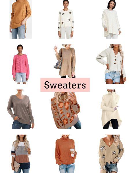 Sweaters   #LTKSeasonal #LTKunder100 #LTKunder50