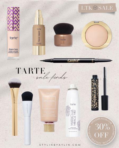 LTK DAY SALE- 30% off- USE LINKS HERE TO RECEIVE SALE DISCOUNT CODE- beauty sale, Tarte Cosmetics, summer beauty finds, skincare, StylinbyAylin @liketoknow.it #liketkit http://liketk.it/3hoIP       #LTKDay #LTKsalealert #LTKunder50