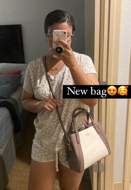 New bag i received for my bday😍 kate spade crossbody satchel ! Such a great everyday size!  #LTKstyletip #LTKcurves #LTKitbag