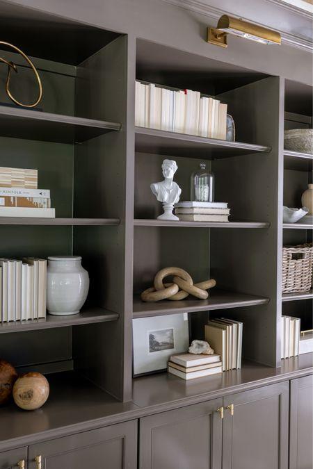 Shelf decor   #LTKhome