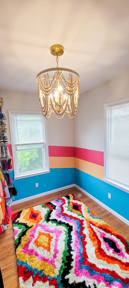 Colorful Cloffice http://liketk.it/3nKFN @liketoknow.it #liketkit #LTKhome @liketoknow.it.home