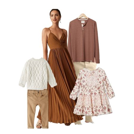 What to Wear for Fall Family Photos  #LTKFall #LTKkids #LTKfamily