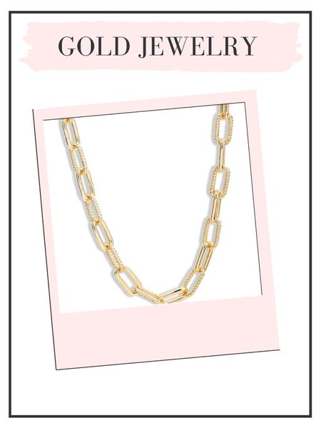 Rounding up some affordable gold jewelry   #LTKunder50 #LTKGifts