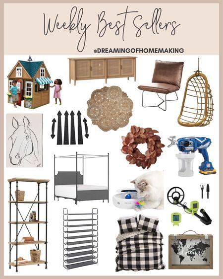 Weekly Best Sellers!!  Dreaming of Homemaking | #DreamingofHomemaking   #LTKhome #LTKunder50 #LTKunder100