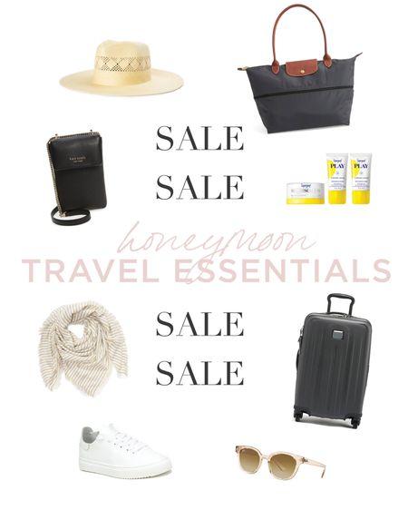 Get these honeymoon travel essentials from the Nordstrom sale!   #LTKeurope #LTKwedding #LTKtravel