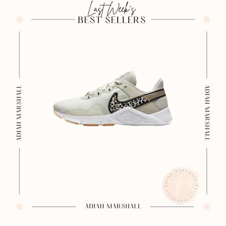 Nike Leopard Sneak   #LTKSeasonal #LTKshoecrush #LTKunder100