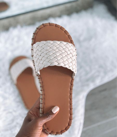 Braided sandals    #LTKSeasonal #LTKsalealert #LTKstyletip
