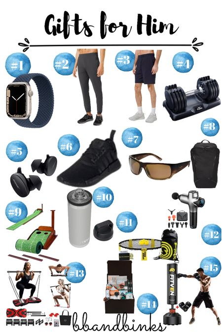Treat your athletic to an incredible gift!  #LTKGiftGuide #LTKmens #LTKSeasonal