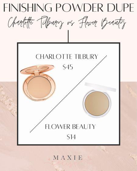 Makeup Dupes - Charlotte Tilbury Vs Flower Beauty ✨  #makeupdupes #affordablemakeup #charlottetilbury #flowerbeauty  #LTKunder100 #LTKunder50 #LTKbeauty