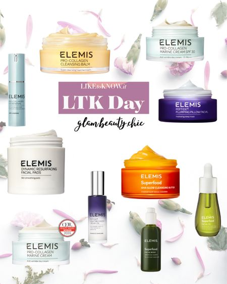 http://liketk.it/3hjDA #liketkit @liketoknow.it #LTKDay #LTKbeauty #LTKunder50 #ltkunder100, 25% off Elemis #liketkit @liketoknow.it LTK Spring Sale Elemis cream, cleaning balm, serum, facial #LTKSpringSale #LTKsalealert #LTKbeauty Shop my daily looks by following me on the LIKEtoKNOW.it shopping app, LTK day elemis dynamic resurfacing pads