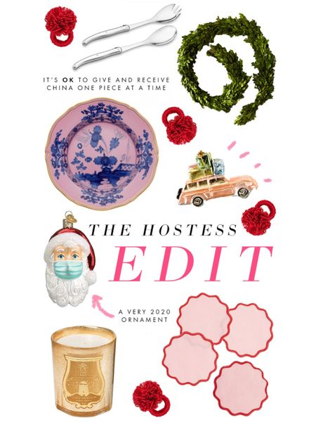 The Hostess Edit! Many of these selections shipping for free and in time for Christmas http://liketk.it/33TvZ #liketkit @liketoknow.it ! #LTKgiftspo #LTKhome #LTKunder100