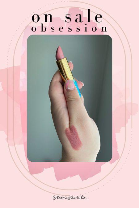 Lipstick on sale. The perfect mauve color! Looks nothing like the photo online.   #LTKbeauty #LTKsalealert