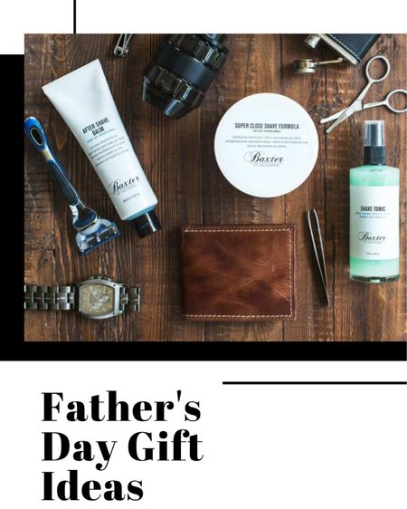Last minute Father's Day gift ideas- go all out on men's grooming but take it next level! http://liketk.it/3hDZF #liketkit @liketoknow.it #LTKunder50 #ltkmen