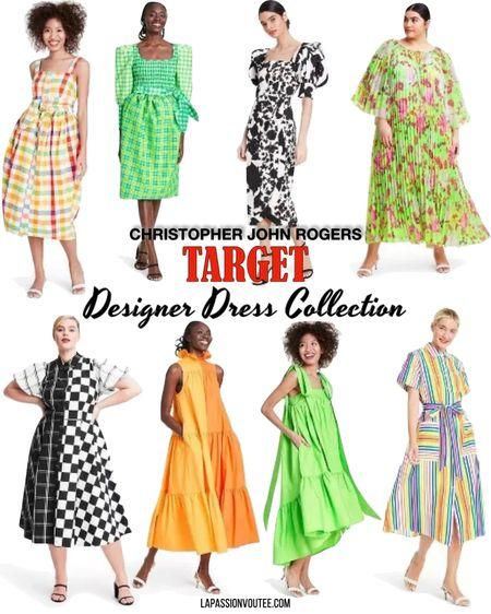 So many fun finds from Target's designer dress collection. Perfect for the bump too.   #LTKbump #LTKsalealert #LTKunder100